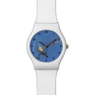 Lazuli Bunting Watch