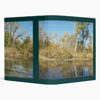 Lazy Afternoon 3 Ring Binder