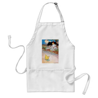 Lazy Afternoon Adult Apron
