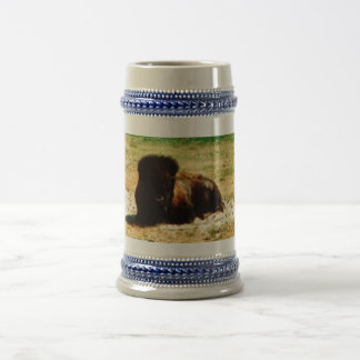 Lazy Afternoon Beer Stein