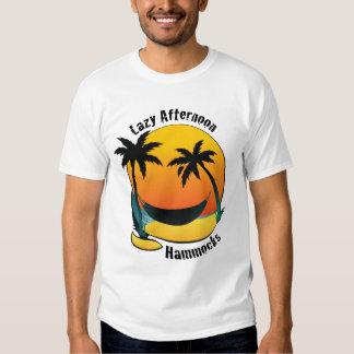 Lazy Afternoon - Lazy Mans Club Shirt