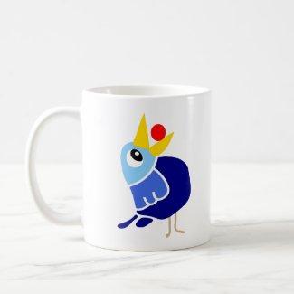 Lazy Bird Coffee Mug