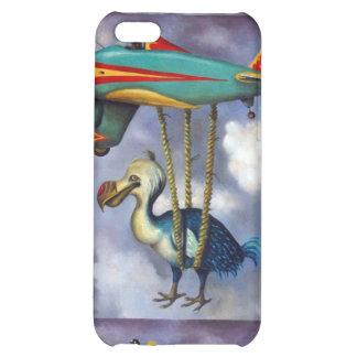 Lazy Bird, Lazy Bird Plane detail, Lazy Bird Bi... iPhone 5C Covers