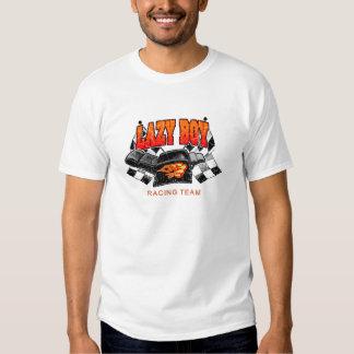Lazy Boy Racing Team T Shirt