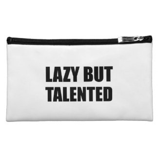 Lazy But Talented Makeup Bag