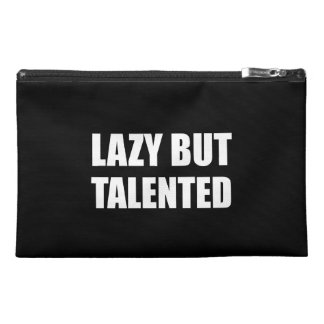 Lazy But Talented Travel Accessory Bag