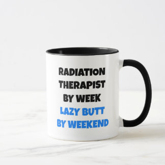 Lazy Butt Radiation Therapist Mug