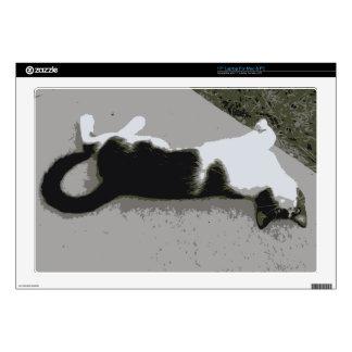 Lazy Cat Laptop Skins