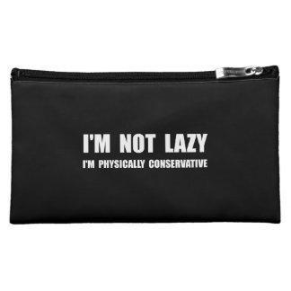 Lazy Conservative Makeup Bag