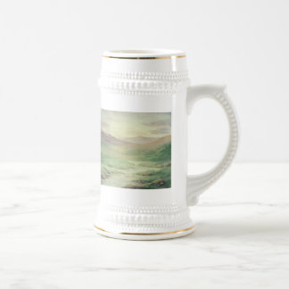 Lazy Creek Landscape Stein