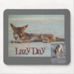 Lazy Day Mouse Pad