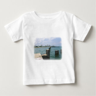 Lazy Day on the Docks Baby T-Shirt