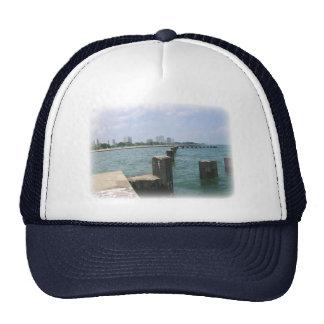 Lazy Day on the Docks Trucker Hat