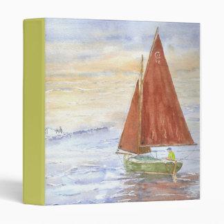'Lazy-day Sail' Binder