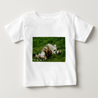 Lazy Day Tiger Infant T-shirt