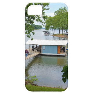 Lazy Days of Summer Path to Boat House iPhone SE/5/5s Case