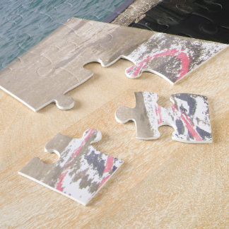 Lazy Days on the Dock Jigsaw Puzzle