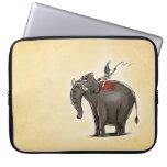 Lazy Elephant Laptop Sleeve