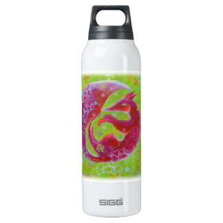 Lazy Fox. Insulated Water Bottle