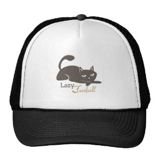 Lazy Furball Trucker Hat