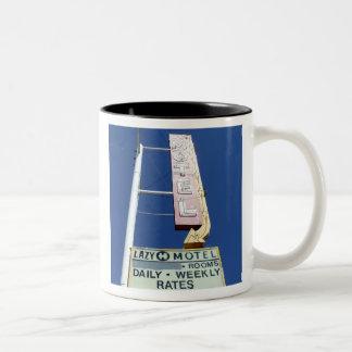 LAZY H MOTEL - Mug