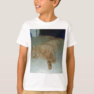 Lazy Kitty T-Shirt