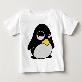 LAZY LINUX TUX PENGUIN BABY T-Shirt