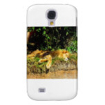 Lazy lion galaxy s4 cover