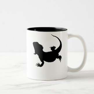 Lazy Lizard Coffee Mugs