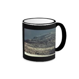 Lazy Mountain #01 Ringer Mug