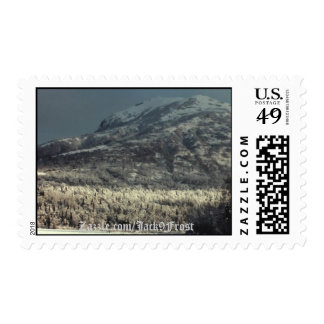 Lazy Mountain #01, Zazzle.com/Jack9Frost Postage