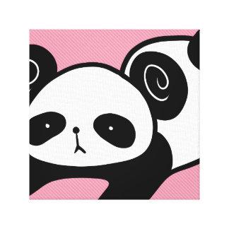 lazy panda canvas