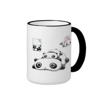 Lazy Pandas Mug