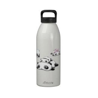 Lazy Pandas Water Bottles