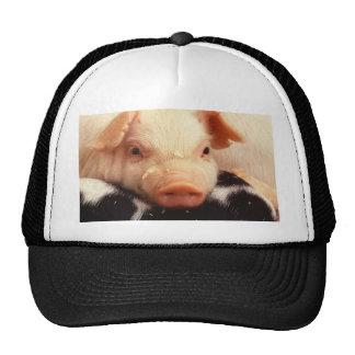 Lazy Piglet Trucker Hat