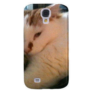 Lazy, Relaxed Cat Galaxy S4 Covers