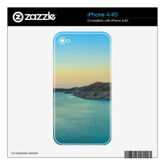 Lazy River Decals For The iPhone 4