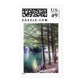 Lazy River Stamp