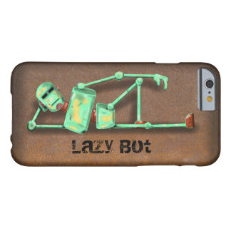 LAZY ROBOT BARELY THERE iPhone 6 CASE