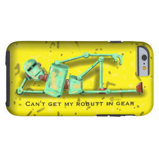 LAZY ROBOT TOUGH iPhone 6 CASE