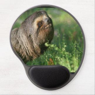 Lazy Sloth Gel Mousepad