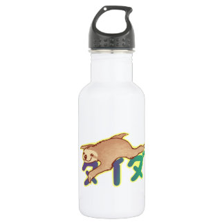 Lazy Sloth Water Bottle