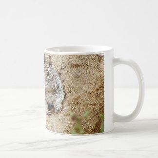 Lazy Squirrel Coffee Mug