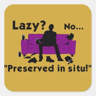 Lazy Stickers