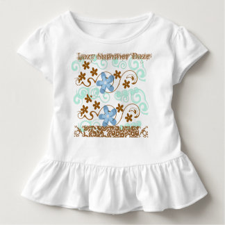 Lazy Summer Daze Toddler T-shirt