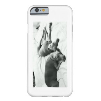 Lazy Weimaraners Barely There iPhone 6 Case