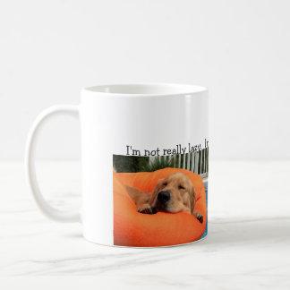 Lazybones Mug