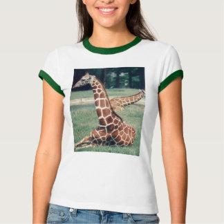 LazyDay Giraffe - wh/k.gr T-Shirt