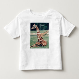 LazyDay Giraffe - white Toddler T-shirt
