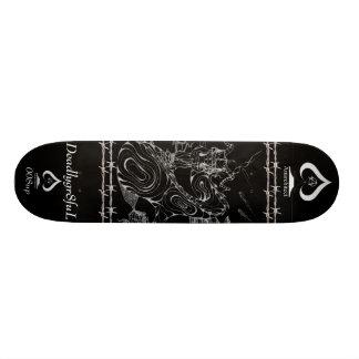 Lazydragon Skateboard Deck